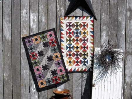 Scrap Basket Duo quilt pattern