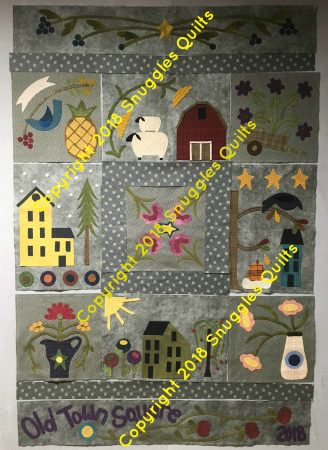 Table Runners Scrappy Scrap Quilt Pattern Snuggles Quilts Interesting Block Of The Month Quilt Patterns
