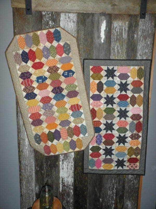 scrappy table runner pattern quilt pattern scrap quilt pattern